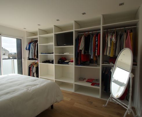 AMENAGEMENT CHAMBRE